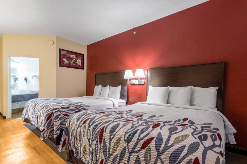 Red Roof Inn Georgetown Double Bed Room Image Details