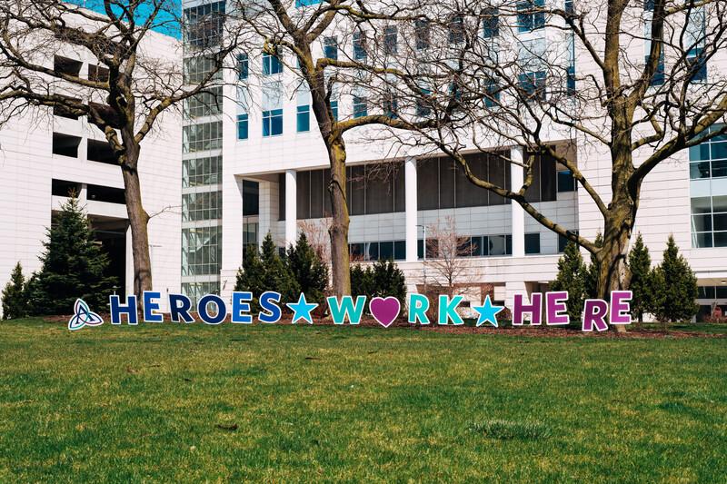 nurses and doctors - hospital staff