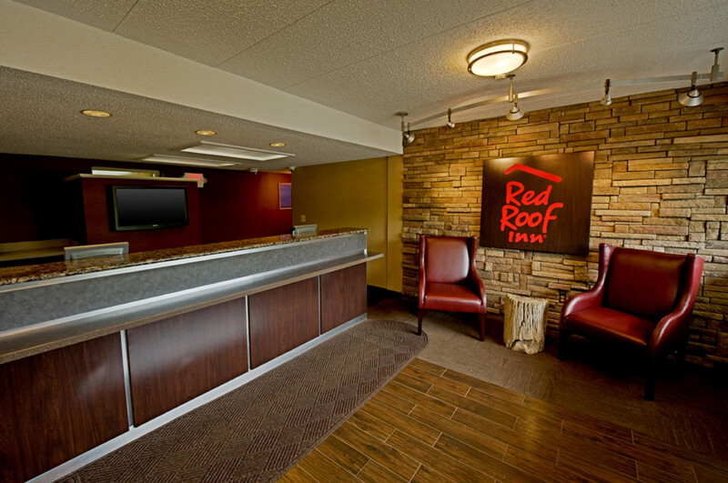Red Roof Inn Pittsburgh North - Cranberry Township Lobby