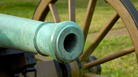 historic cannon