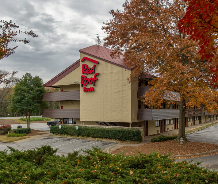 Red Roof Inn Atlanta - Kennesaw Exterior Property Image
