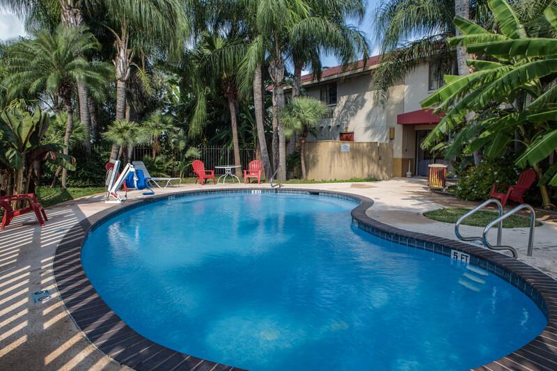 Red Roof Inn Pharr - McAllen Outdoor Swimming Pool