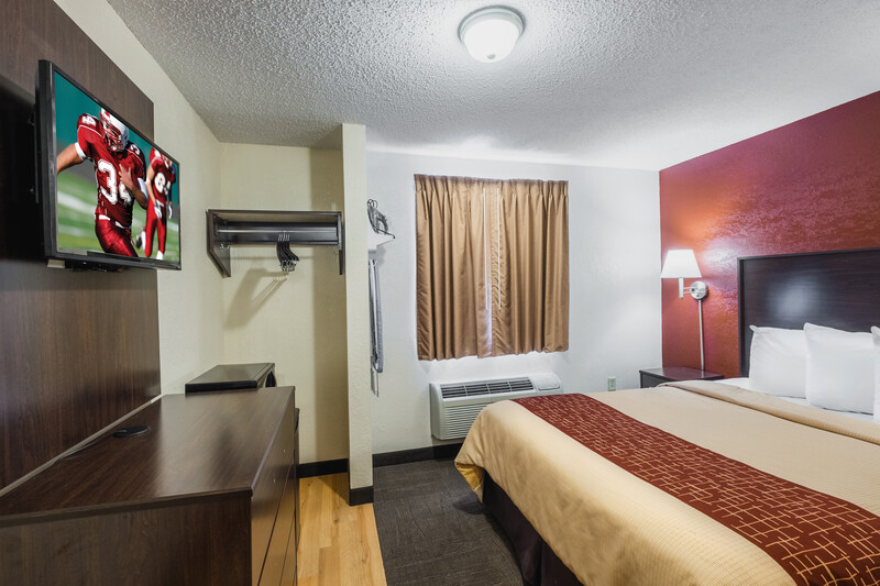 Red Roof Inn Hershey Superior King Room Image Details