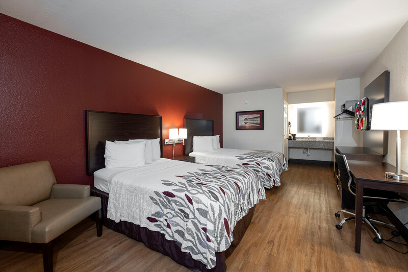 Red Roof Inn Gulf Shores Double Bed Room Image