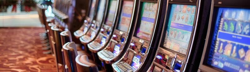 gambling at a casino