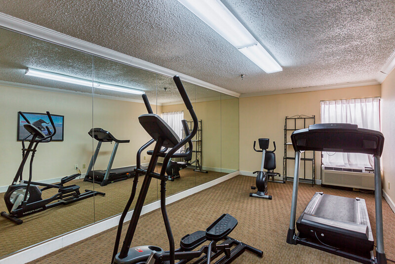 Red Roof Inn Nashville - Music City Fitness Facility Image