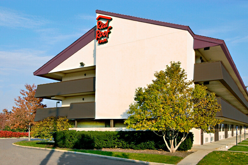 Red Roof Inn Asheville West Property Exterior Image
