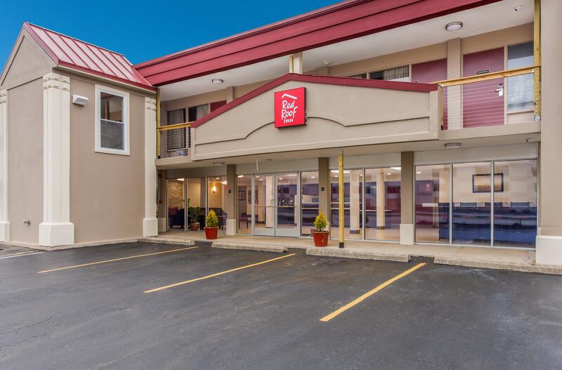 Red Roof Inn Dayton - Moraine/U of Dayton Property Exterior