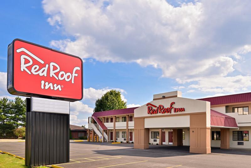 Red Roof Inn Marietta Exterior Property Image Details