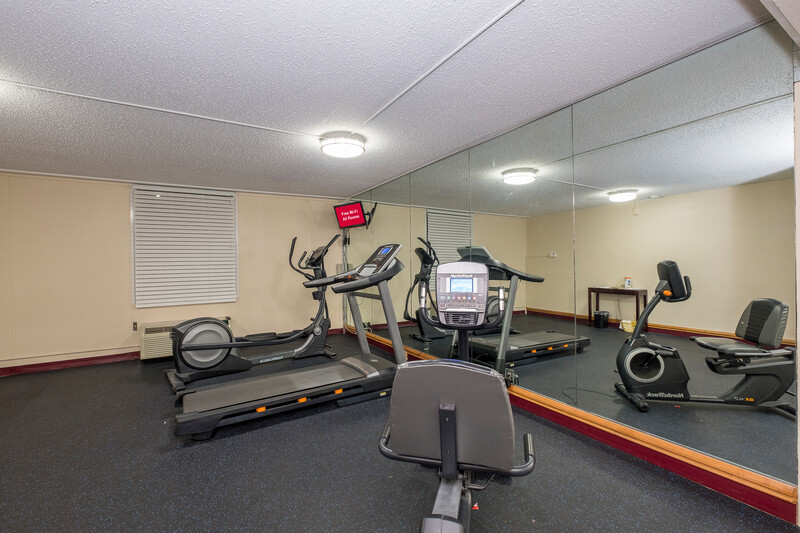 Red Roof Inn Knoxville Central - Papermill Road Onsite Fitness Facility