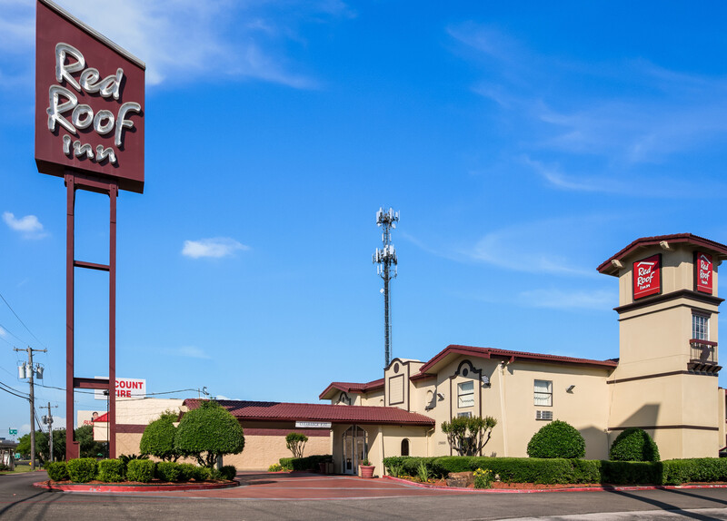 Red Roof Inn Dallas - Richardson Property Exterior Image