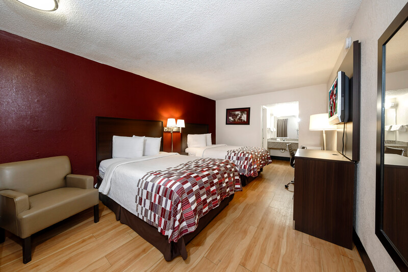 Red Roof Inn Atlanta – Suwanee/Mall of Georgia Double Bed Room