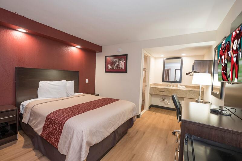Red Roof Inn Wildwood – Cape May/Rio Grande Single King Room