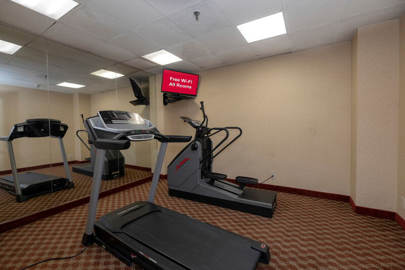 Red Roof Inn & Suites Newark - University Onsite Fitness Facility Image