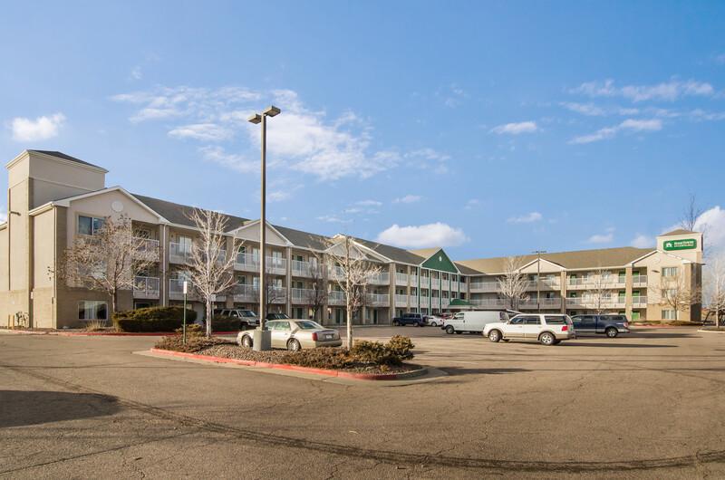 HomeTowne Studios Denver - Airport/Aurora Property Exterior
