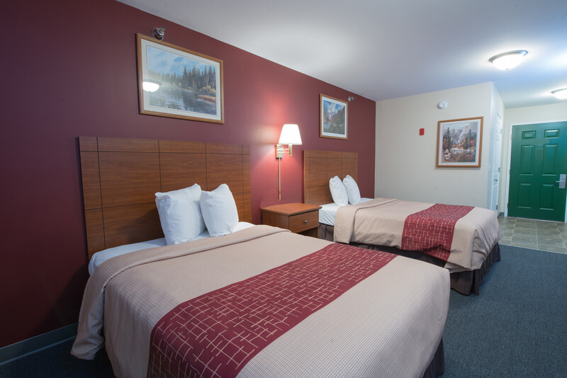 Red Roof Inn & Suites Dickinson Double Bed Room Image Details