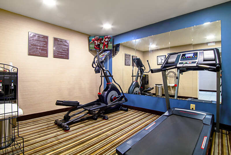 Red Roof Inn & Suites Greenwood, SC Fitness Center