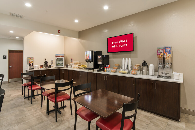 Red Roof Inn Panama City Free Continental Breakfast Image