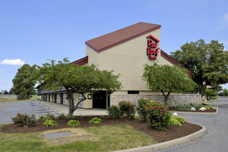 Red Roof Inn Toledo - Maumee Property Exterior Image