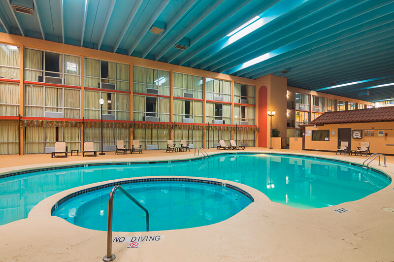 Red Roof Inn & Conference Center Lubbock Indoor Pool
