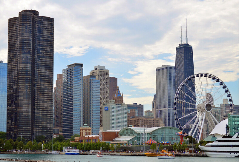 Chicago Navy Pier Image