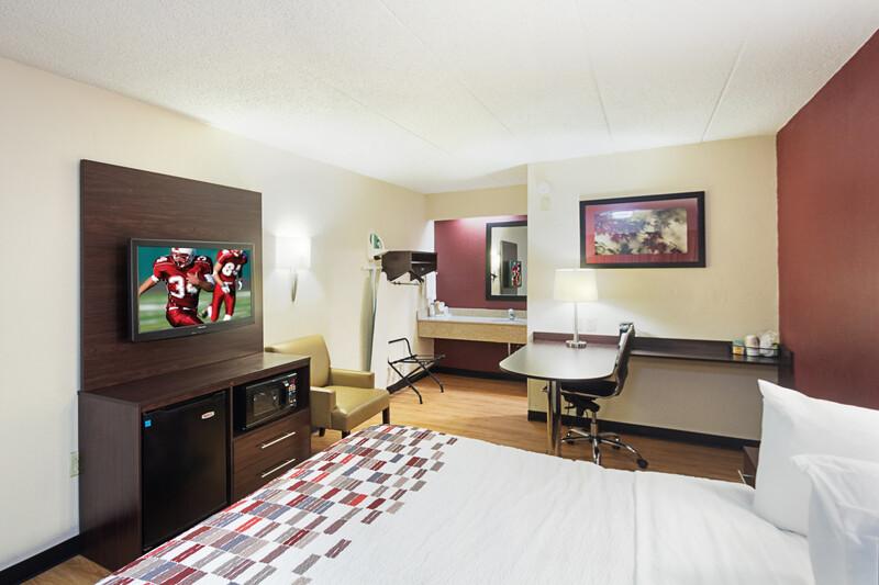 Red Roof Inn Dayton - Fairborn/Nutter Center Superior King Room