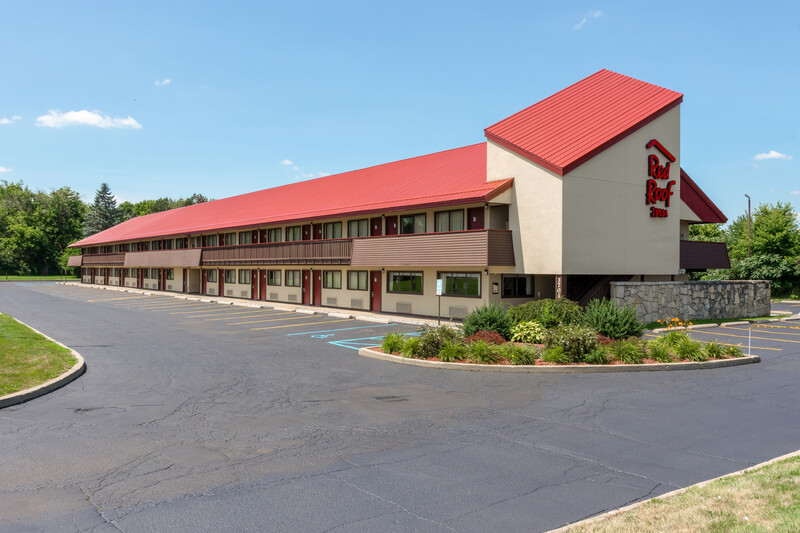 Red Roof Inn Kalamazoo East - Expo Center Property Exterior Image