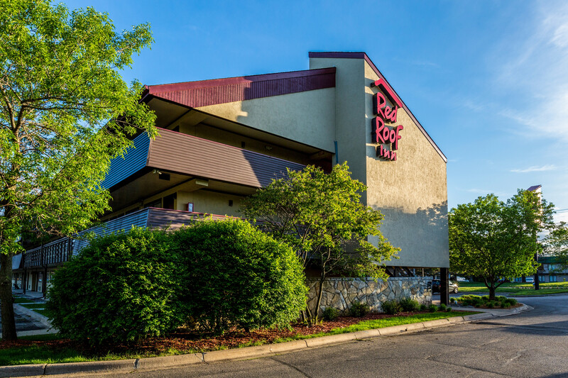 Red Roof Inn Minneapolis - Plymouth Property Exterior Image