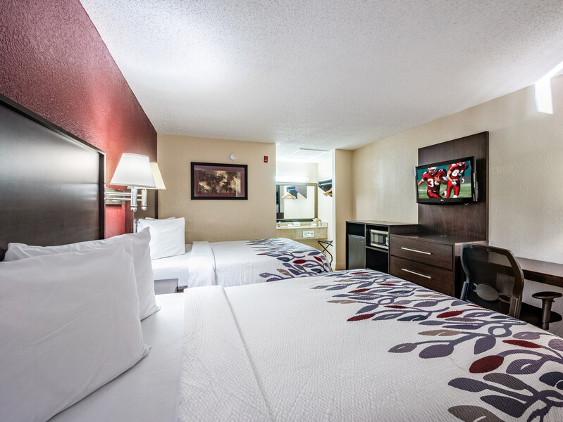 Red Roof Inn Orlando South - Florida Mall Double Bed Room