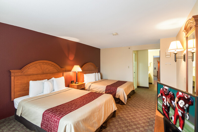 Red Roof Inn Wichita Falls Double Bed Room Suite Image