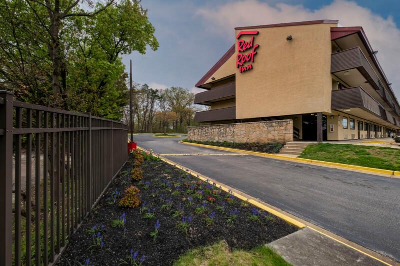 Red Roof Inn Washington DC - Lanham Property Exterior Image