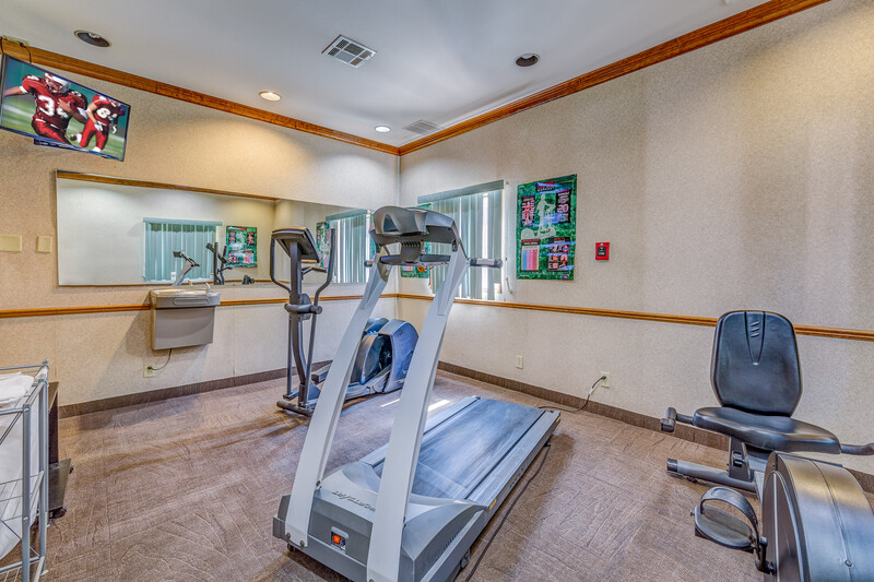 Red Roof Inn Amarillo West Onsite Fitness Facility