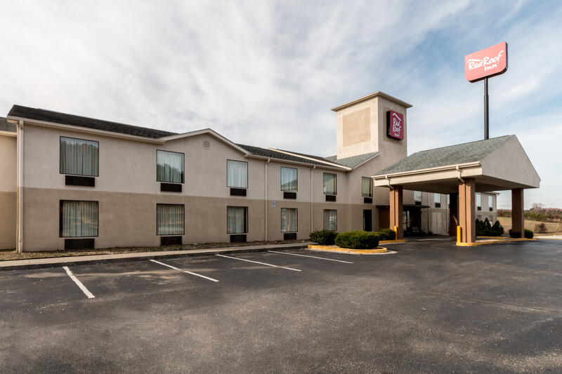 Red Roof Inn Morehead Exterior Property Image