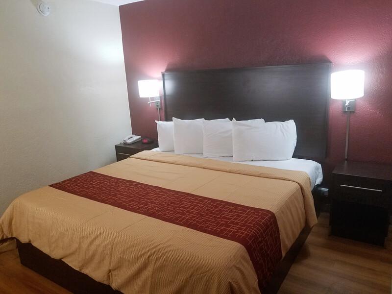 Red Roof Inn San Antonio Northeast - Rittiman Rd Single King Room