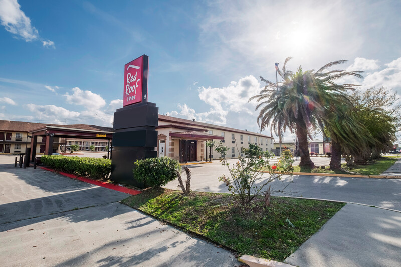 Red Roof Inn Morgan City Property Exterior Image