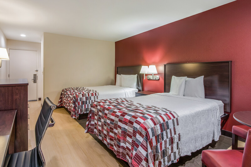 Red Roof Inn Grand Junction Double Bed Room Image