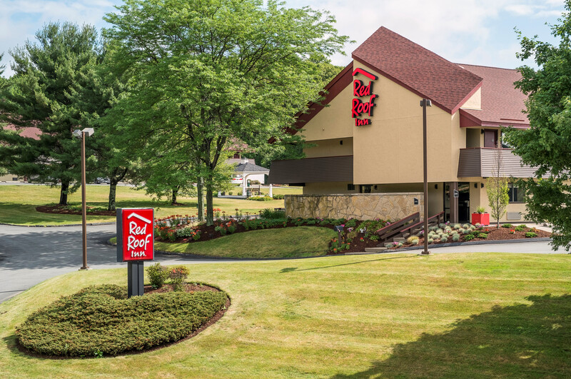 Red Roof Inn Boston - Southborough/Worcester Property Exterior Image
