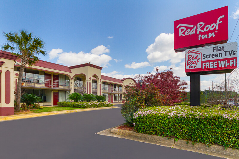 Red Roof Inn Montgomery - Midtown Exterior Image Details
