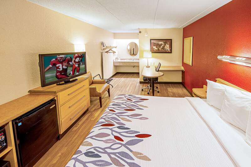 Red Roof Inn Washington DC - Columbia/Fort Meade Superior King