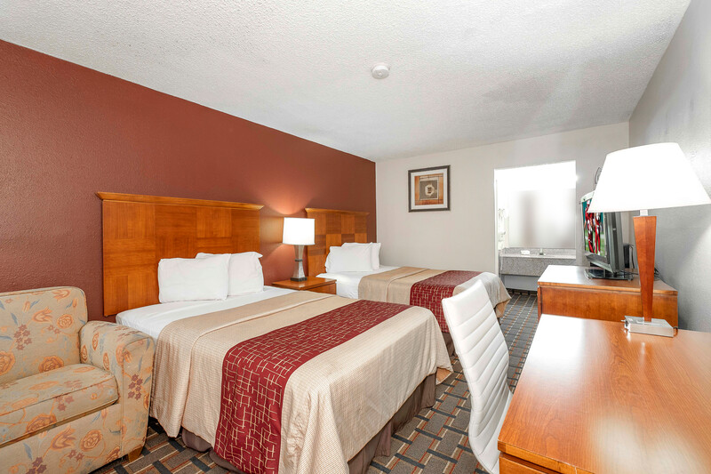Red Roof Inn & Suites Bossier City Double Bed Room Image