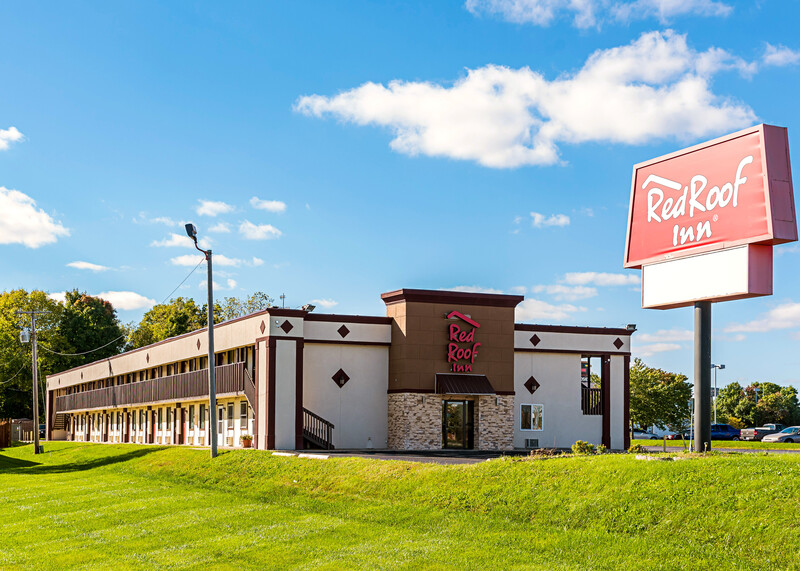 Red Roof Inn Anderson, IN Property Exterior Image