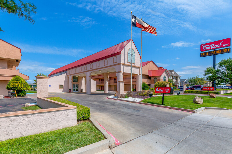 Red Roof Inn Amarillo West Exterior Property Image Details