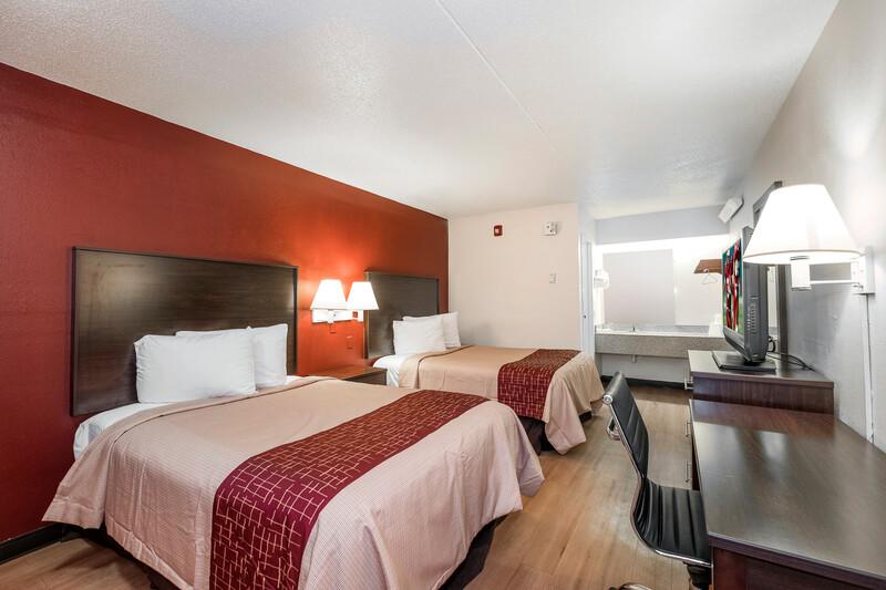 Red Roof Inn Shreveport Double Bed Room Image