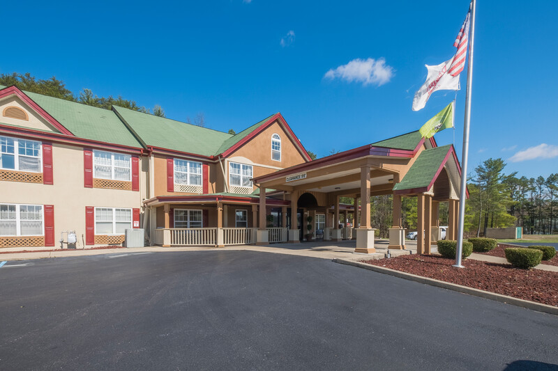 Red Roof Inn & Suites Corbin Exterior Property Image