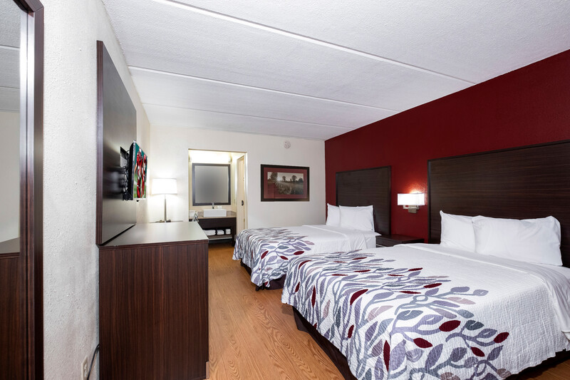 Red Roof Inn Kenly – I-95 Double Bed Room Image Details