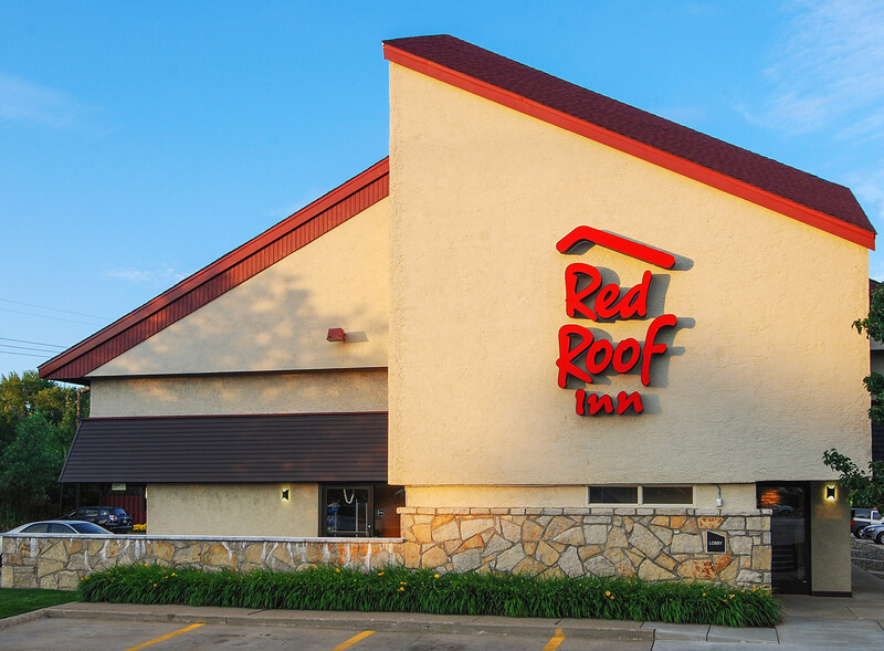 Red Roof Inn Erie - I-90 Property Exterior Image