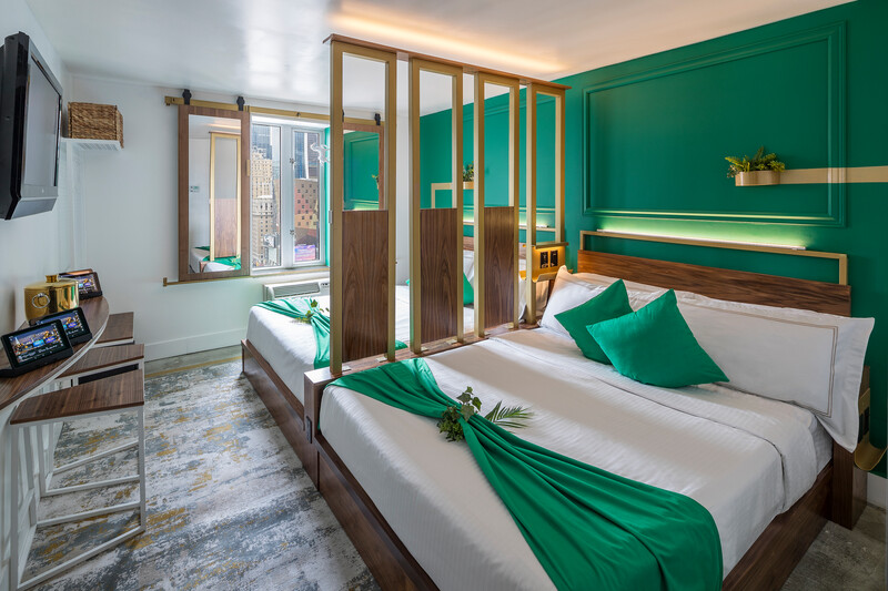 Artel Hotel Times Square Double Bed Image
