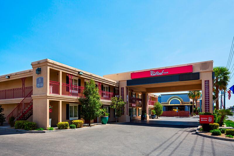 Red Roof Inn Las Vegas Exterior Property Image Details