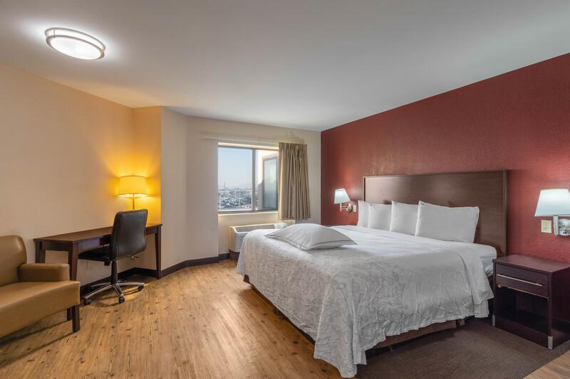 Red Roof PLUS+ El Paso East Premium King Room Image Details