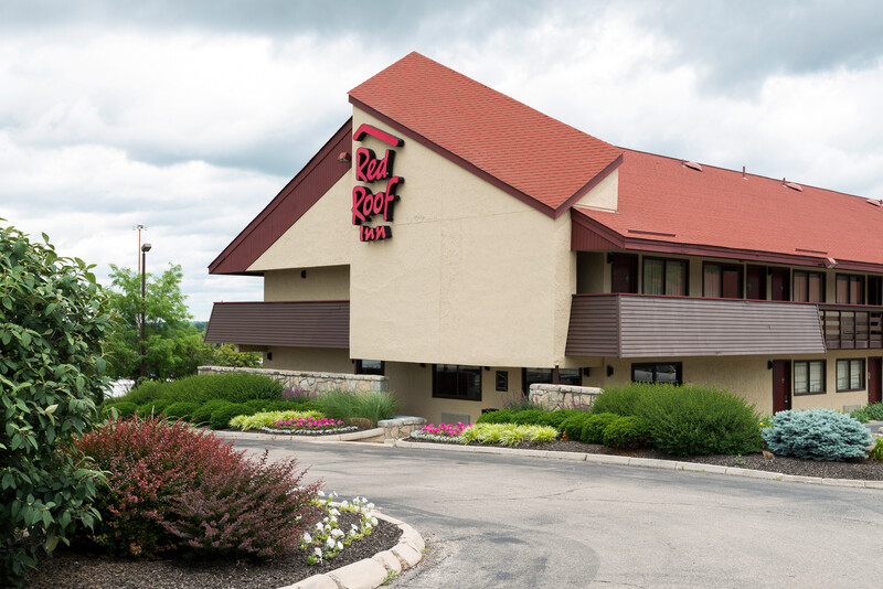 Red Roof Inn Dayton South – Miamisburg Exterior Property Image